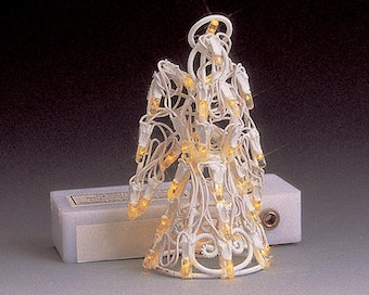 Lighted Sculpture - Angel