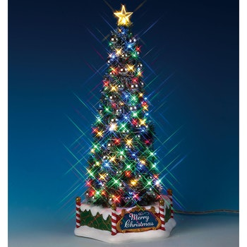 New Majestic Christmas Tree