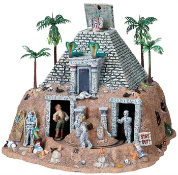 Haunted Pyramid