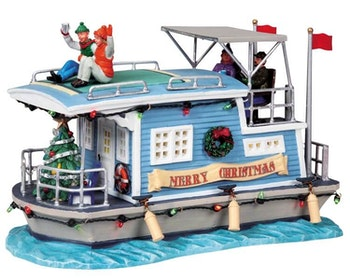 Holiday Houseboat
