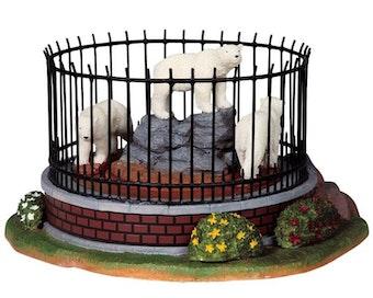 Polar Bear Cage