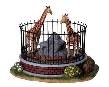Giraffe Cage
