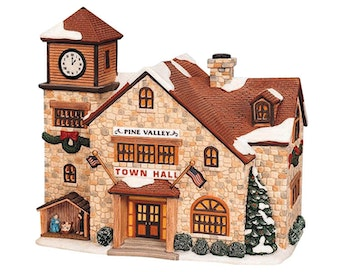 Pine Valley Town Hall