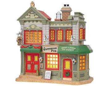 The Victorian Pub