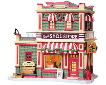 Regal Shoe Store