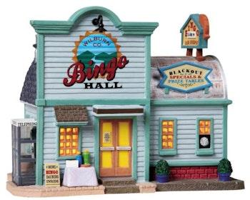 Wilburn Co. Bingo Hall