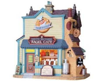 Kelvin Brothers Bagel Cafe