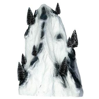 Large Ski Mountain Backdrop