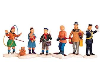 Winter Village Figurines