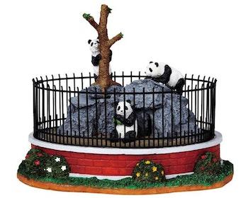 Panda Cage