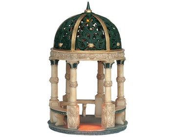 Lighted Grand Gazebo