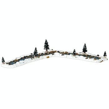Mill Stream, Set Of 11