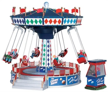 Lemax Carnival Village Collection
