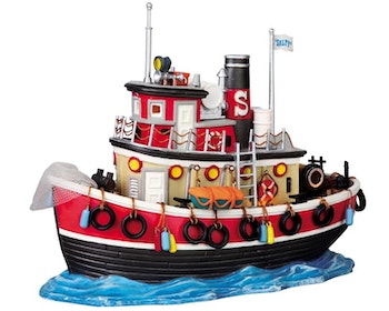 Salty The Tug Boat