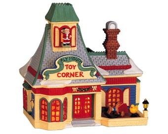 Plymouth Toy Corner