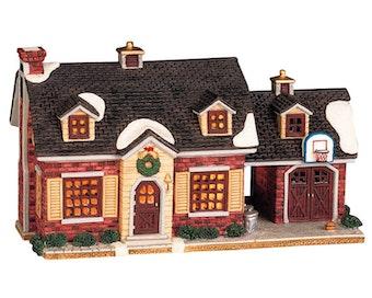 Gambrel House
