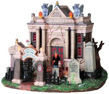 Forlorn Cemetery tor