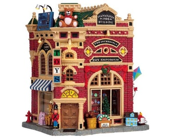 The Incredible Toy Emporium tor