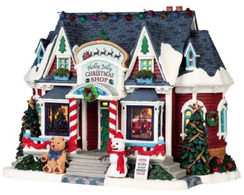 Holly Jolly Christmas Shop