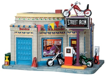 Street Iron Motorcycles