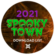 Lemax 2021 Spooky Town Holiday Catalog