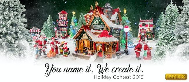 2018 Winner You Name It We Create It