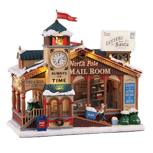 North Pole Mail Room