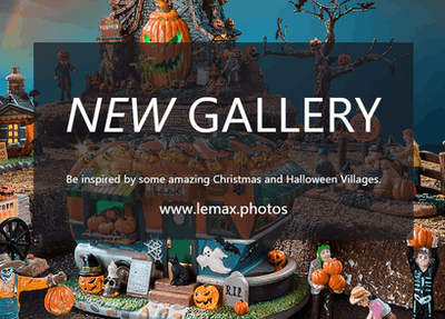 Lemax Photo Gallery