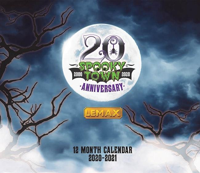 Lemax Calendar