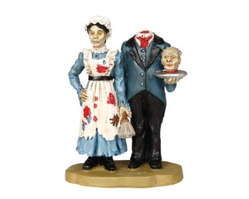 Headless Butler & Maid