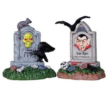 Tombstone Pair