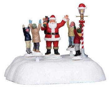 Hooray For Santa