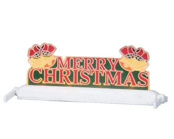 Yard Light - Merry Christmas