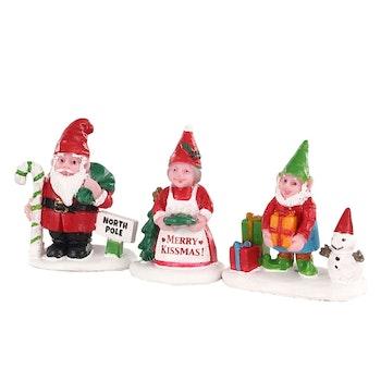 Christmas Garden Gnomes
