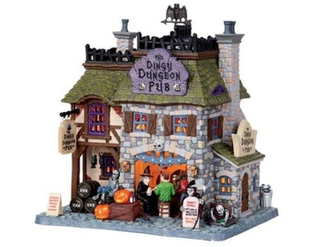 The Dingy Dungeon Pub