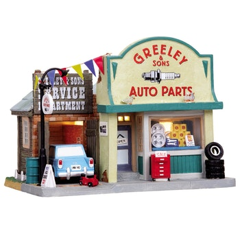 Greeley & Sons Auto Parts