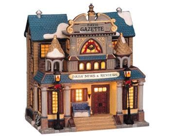 The Davis Gazette