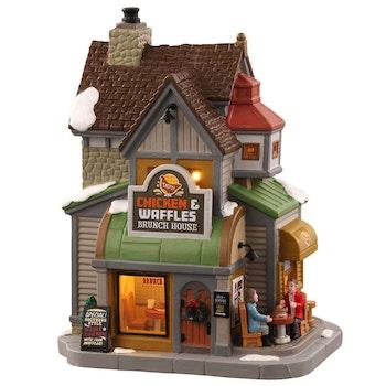 Chicken & Waffles Brunch House