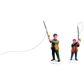 Flyfishing With Dad, Set Of 2
