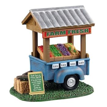 Farm Fresh Vegetable Trailer