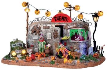 Killer Clown Mobile Home