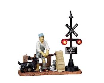 Railway Switchman