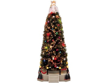 Lighted Musical Christmas Tree