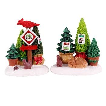 Tree Farm Display