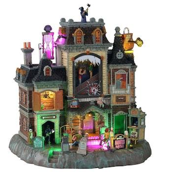 The Horrid Haunted Hotel