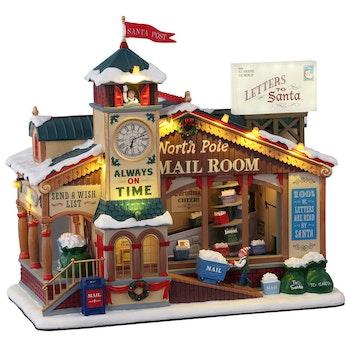 North Pole Mail Room