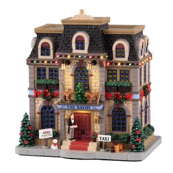 Christmas At The Savoy
