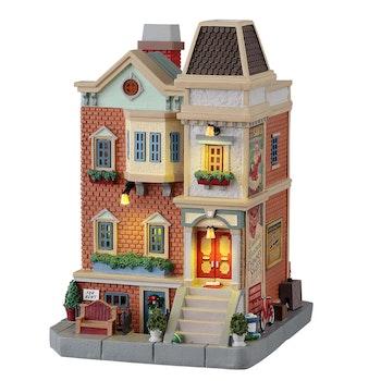Wester St. Row House
