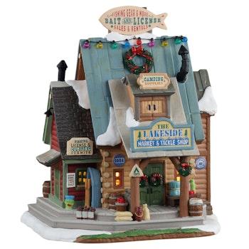 The Lakeside Market & Tackle Shop