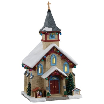 St. Bernard Chapel